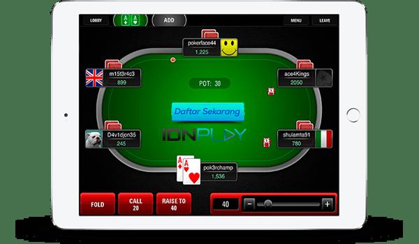 Bandar Judi Poker Terpercaya Di Indonesia Dengan Banyak Kelebihan